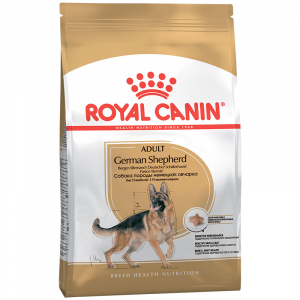 Royal Canin German Shepherd Adult, для породы немецкая овчарка
