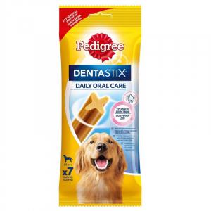 """Лакомство по уходу за зубами Pedigree """"Denta Stix"""", для собак крупных пород"""