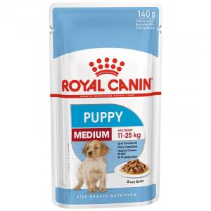 Royal Canin Medium Puppy, для щенков собак средних пород