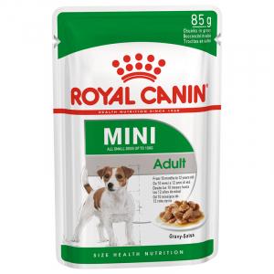 Royal Canin Mini Adult, для поддержания прекрасной физической формы