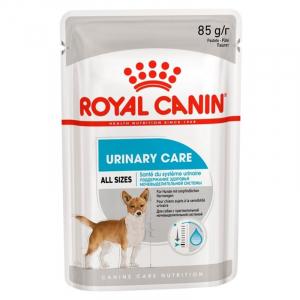 Royal Canin Urinary Care, паштет для взрослых собак с чувствительной мочевыделительной системой