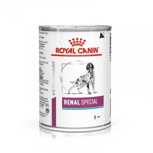 Консервы для привередливых собак, Royal Canin Renal Special, при хронической почечной недостаточности