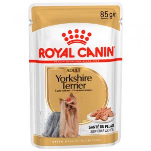 Паштет для взрослых собак породы йоркширский терьер, Royal Canin Yorkshire Terrier Adult