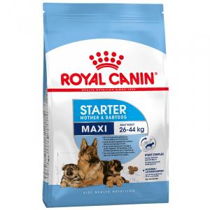 Royal Canin Maxi Starter Mother & Babydog, Корм для щенков крупных пород до 2-х месяцев и беременных сук