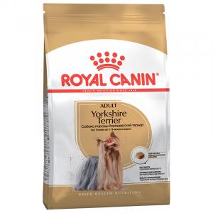 Royal Canin Yorkshire Terrier Adult, для взрослых собак породы йоркширский терьер