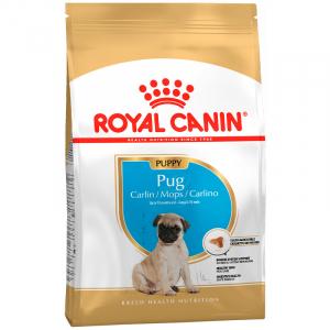 Royal Canin Pug Puppy, для щенков породы мопс