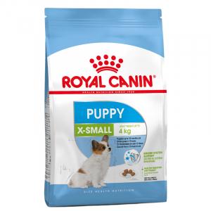 Royal Canin X-Small Puppy, для щенков миниатюрных пород