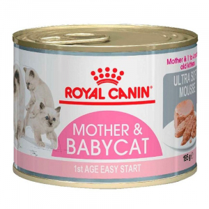 Royal Canin Mother & Babycat Instinctive, Мусс для котят с рождения до 4 месяцев