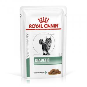Пауч для кошек, Royal Canin Diabetic, при сахарном диабете