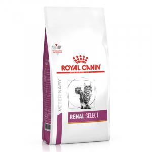 Корм для кошек, Royal Canin Renal Select Feline, с пониженным аппетитом при хронической почечной недостаточности