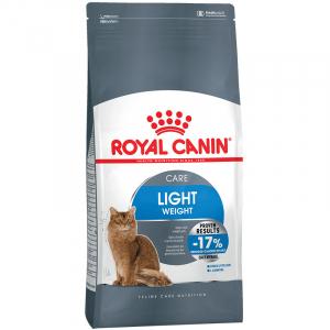 Корм для кошек, Royal Canin Light Weight Care, профилактика избыточного веса