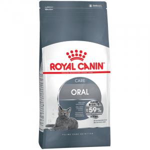 Корм для кошек, Royal Canin Oral Care, для профилактики образования зубного налета и зубного камня