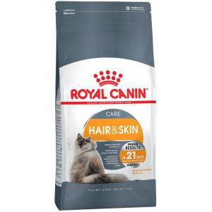 Royal Canin Hair & Skin Care, здоровье шерсти и кожи