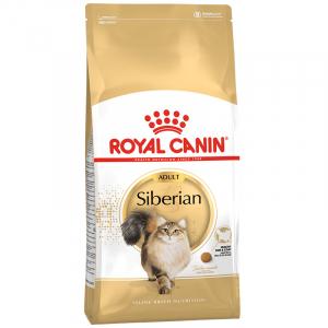 Корм для кошек сибирской породы, Royal Canin Siberian, в возрасте от 1 года и старше