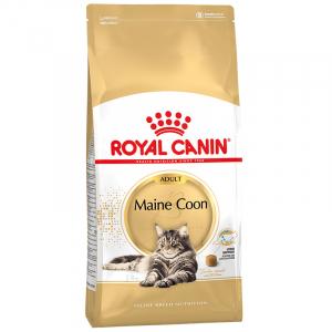 Royal Canin Maine Coon Adult, Корм для кошек породы мейн-кун