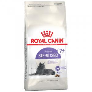 Корм для стерилизованных котов и кошек старше 7 лет, Royal Canin Sterilised 7+, в возрасте старше 7 лет