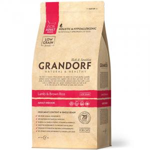 Grandorf indoor, с Ягненком и рисом