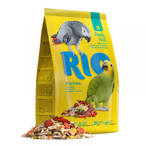 Корм для крупных попугаев, Rio
