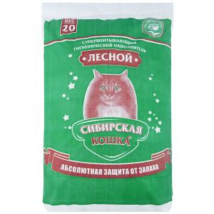 Сибирская Кошка древесный