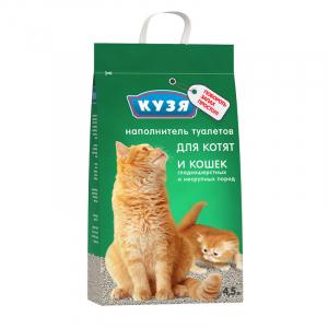 Кузя для котят и короткошёрстных пород