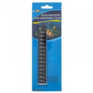 Термометр Aqua-Pro жидкокристаллический полоска 18-34С