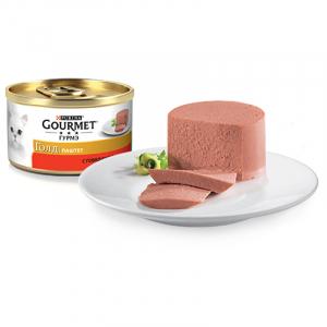Gourmet паштет с говядиной